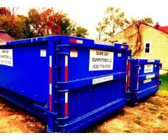 The Right Size Dumpster For You!