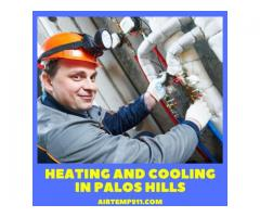 Heating and Cooling in Palos Hills