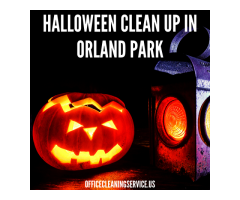 Halloween Clean Up Near You!