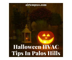 Halloween HVAC Check Up Near You!