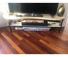 Free marble Tv stand (Avondale)
