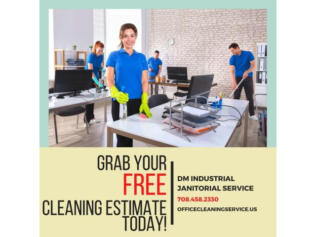 Grab Your FREE Cleaning Estimate Today!