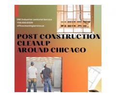 Post Construction Cleanup Around Chicago