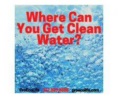 Where Can You Get Clean Water?