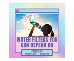 Water Filters You Can Depend On