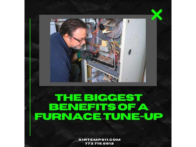 Biggest Benefits Of A Furnace Tune-Up