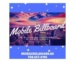 Mobile Billboards Near You