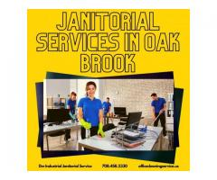 Janitorial Services In Oak Brook