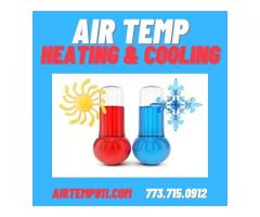 Air Temp Heating and Cooling