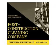 Post-Construction Cleaning Company