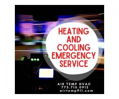 Heating And Cooling Emergency Service