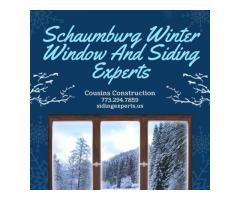 Winter Window and Siding Experts