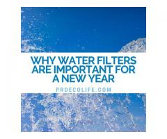 Clean Water In The New Year