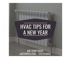 New Year - Better HVAC!